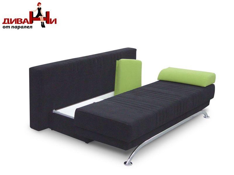 Единичен диван МП - 05