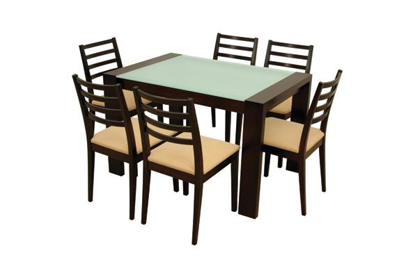 Маса Невада стъкло, стол Порто
