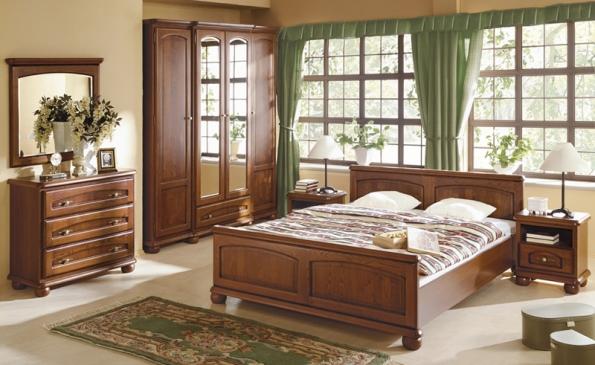 Спалня BAWARIA