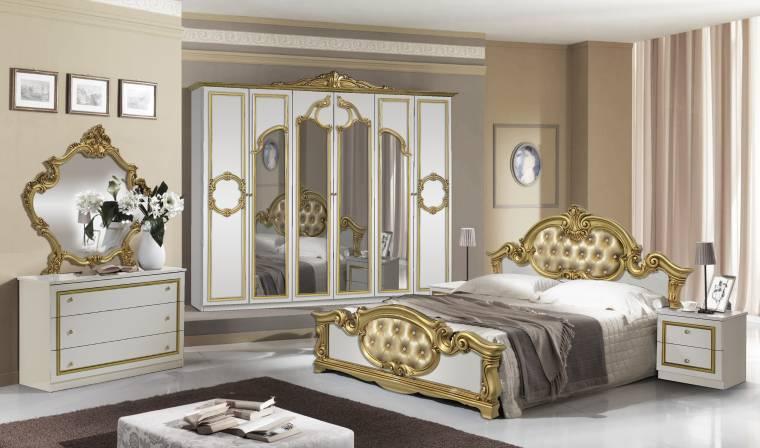 Спалня БАРОКО
