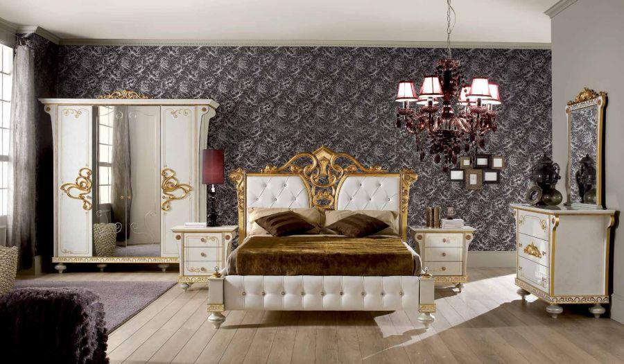 Спалня ДЕЗИРЕ 4А