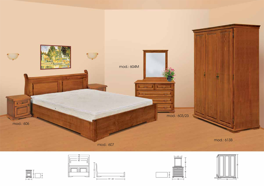 Спалня АВИС 13