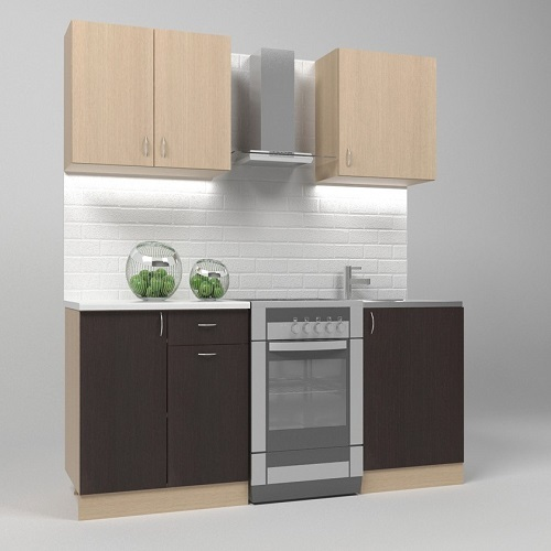 Кухня ЛИМБА - 1,40 м