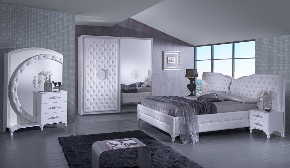 Спалня Анталия бяла